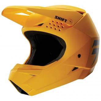 НОВЫЙ Мотошлем SHIFT Whit3 Yellow/Мото шлем SHIFT/Шлем кроссовый/Эндуро/ATV. Киев. фото 1