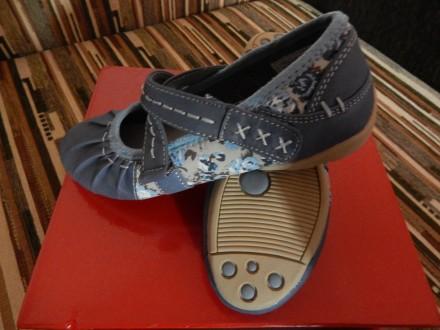 туфли для девочки 31 размер Германия. Геническ. фото 1