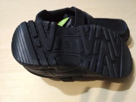 Кожаные туфли George p. 31 ( стелька 19 см ). Носок укреплён дополнительным слое. Чернигов, Черниговская область. фото 5