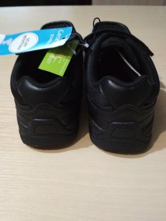 Кожаные туфли George p. 31 ( стелька 19 см ). Носок укреплён дополнительным слое. Чернигов, Черниговская область. фото 4