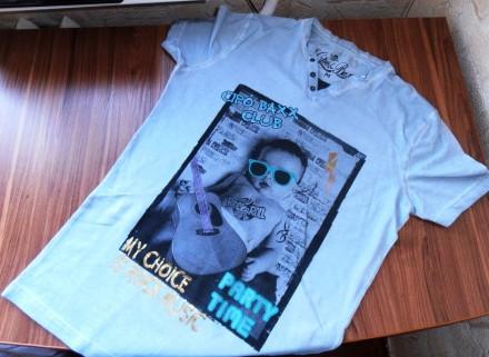 крутая футболка Cipo & Baxx, размер М. Черкассы. фото 1