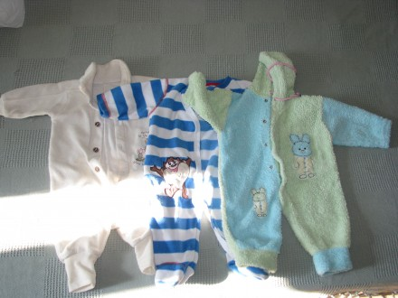 Человечки для новорожденного. Чернігів. фото 1