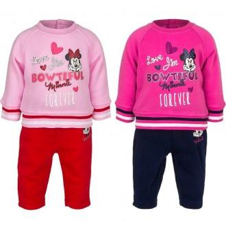 Тёплый костюм для девочки, кофта, толстовка, штаны. Disney. Винница. фото 1