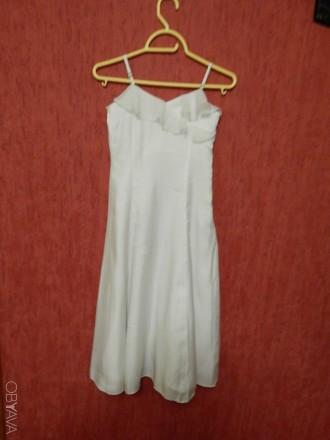 Элегантное праздничное платье для девочки. Чернигов. фото 1