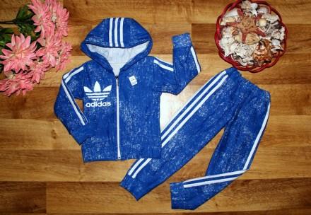 спорт. костюм для мальчика. Бахмут (Артемовск). фото 1