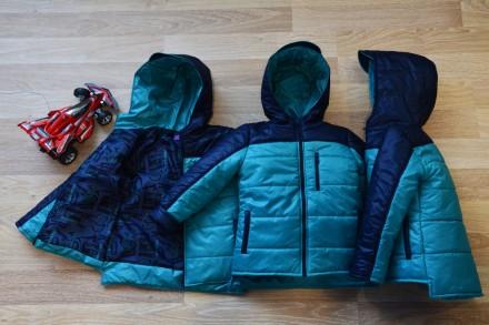 Нова курточка для хлопчика на ріст 116. Ивано-Франковск. фото 1
