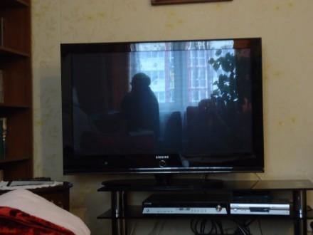 Продам телевизор (плазма) Samsung PS42Q92HR диагональ 42 дюйма.. Переяслав-Хмельницкий. фото 1