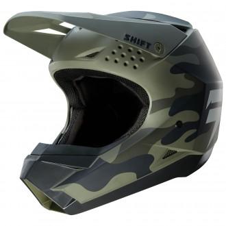 НОВЫЙ Мотошлем SHIFT Whit3 Camo/Мото шлем SHIFT/Шлем кроссовый/Эндуро/ATV. Киев. фото 1