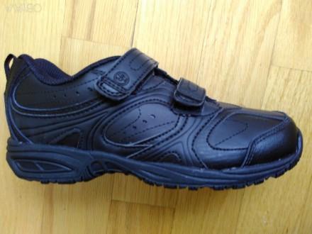Дитячі кросівки STRIDE RITE (чорні). Яворов. фото 1