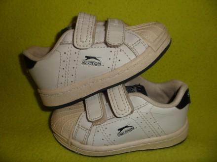 Кроссовки детские Slazenger 20,5 размер. Оригинал. Длина стельки 13,5 см.. Полтава. фото 1
