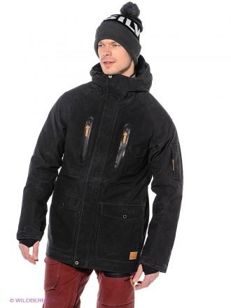 Сноубордическая куртка Quiksilver премиум класса с мембраной 15К!. Киев. фото 1