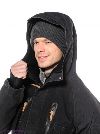 Мужская сноубордическая горнолыжная куртка Quiksilver премиум класса из зимней т. Киев, Киевская область. фото 4