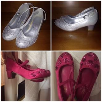Нарядные туфли для принцессы. Одесса. фото 1