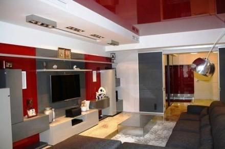 Современная квартира в клубном доме на Оболонской набережной 7.. Киев. фото 1