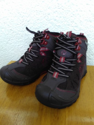 Дитячі черевики Merrell Kids Capra Mid Waterproof. Яворов. фото 1