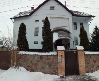 Дом ( резиденция, представительство) 100% готовности + 30 сот ландшафта.. Васильков. фото 1