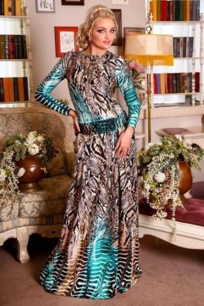 Платье в пол. Житомир. фото 1