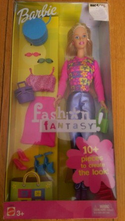 Кукла Барби Mattel Barbie КоллекционнаяFashion fantasyRenaissance. Киев. фото 1
