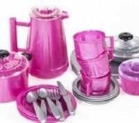 Набор посуды Iriska, 22 предмета. Киев. фото 1
