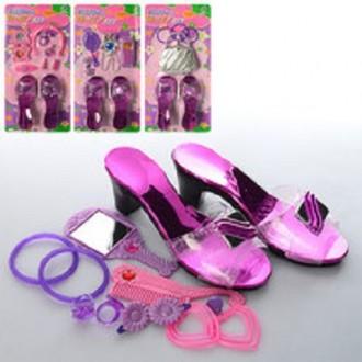 Туфли и набор аксессуаров для юной модницы. Киев. фото 1