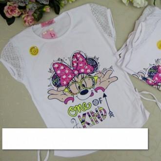 футболка для девочки. Бахмут (Артемовск). фото 1