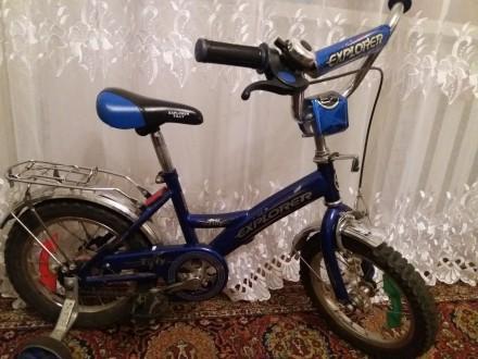 Велосипед для ребенка4-7 лет. Одесса. фото 1