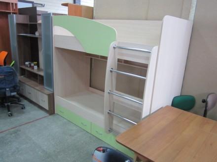 Двухъярусная кровать. Чернигов. фото 1