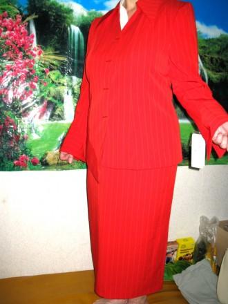 костюм для статної жінки. Черкассы. фото 1