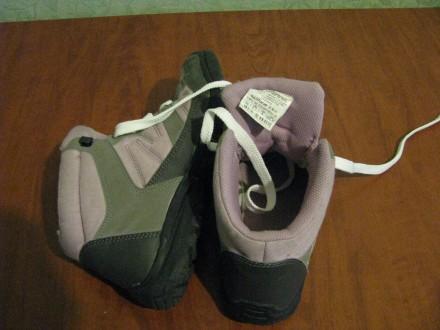 Ботинки-кроссовки. Запорожье. фото 1