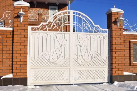 Изготовление ворот,калиток. Кривой Рог. фото 1