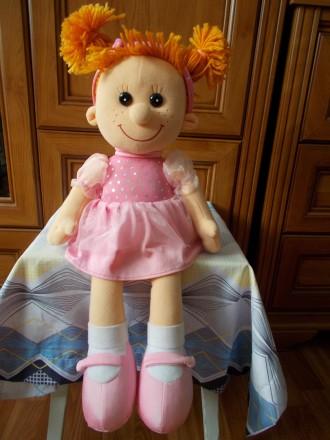 Говорящая мягкая кукла Lava.. Северодонецк. фото 1