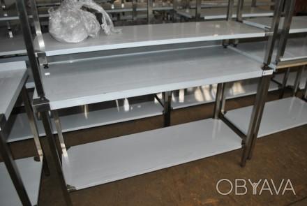 Кухонные столы из нержавеющей стали новые и б у для кафе ресторана