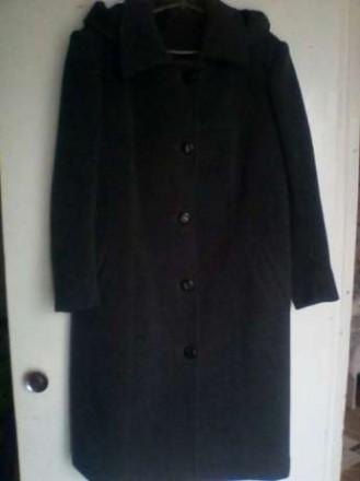 Пальто драповое женское. Краматорск. фото 1
