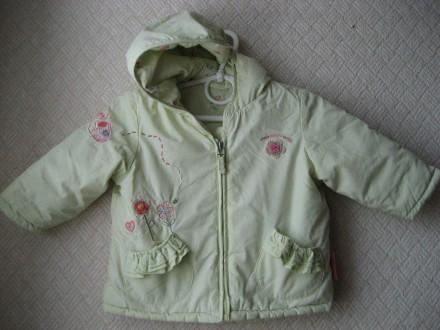 Курточка на девочку весна-осень. Кривой Рог. фото 1