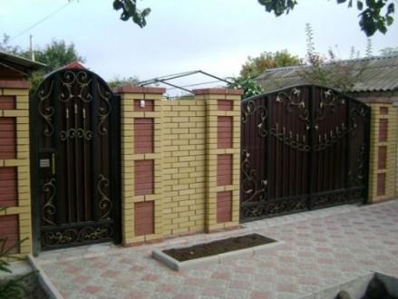 Продажа ворот,калиток. Кривой Рог. фото 1