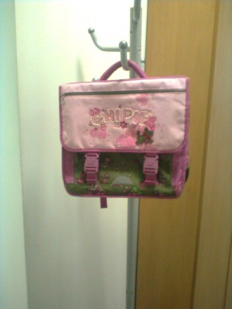 Школьный ортопедический портфель-рюкзак CHIPIE. Киев. фото 1