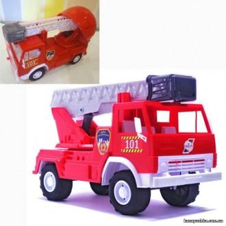 Пожежна машина / Пожарная машина. Чернигов. фото 1