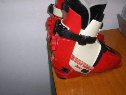Продаются лыжные ботинки JUNIOR NORDICA. Киев. фото 1