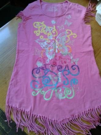 Продается трикотажная блуза 100% коттон Турция. Киев. фото 1