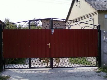 Купить ворота,цена,Кривой Рог. Кривой Рог. фото 1