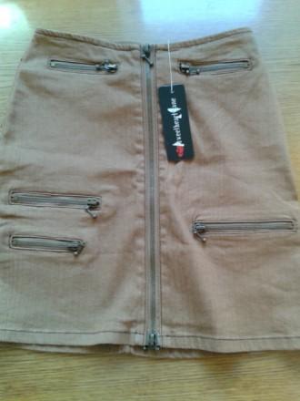 Продам стильную джинсовую юбочку SWEETHEART JANE. Киев. фото 1
