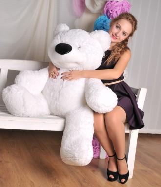 Мягкая игрушка Медведь Бублик. Мелитополь. фото 1