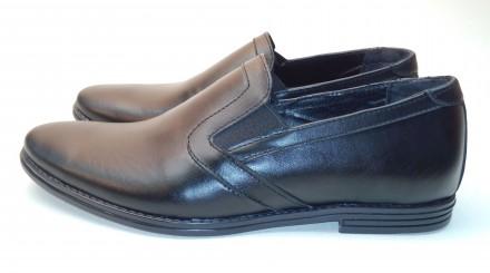 Туфли - классика. К430. 39р.. Каменское. фото 1