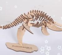 Зд пазл Динозавр. Киев. фото 1
