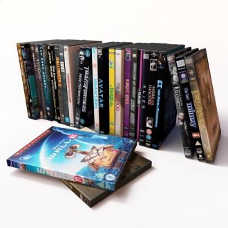 Диски с фильмами и программами. Запорожье. фото 1
