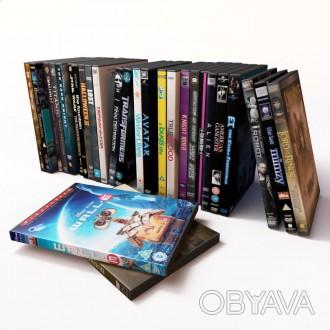 Диски с фильмами, PSD заготовки для Photoshop. диски с минусовками mp3, с бэкам. Запорожье, Запорожская область. фото 1