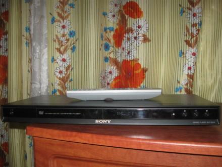 Сверхтонкий проигрыватель DVD Sony DVP-NS38. Коростень. фото 1