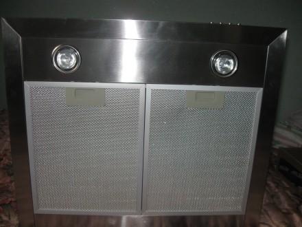 Вытяжка кухонная EL FRESCO EF-3503C новая. Коростень. фото 1