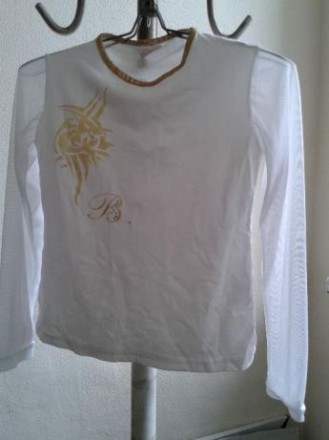 Продам импортную блузу на девочку 8-10 лет в хорошем состоянии. Киев. фото 1