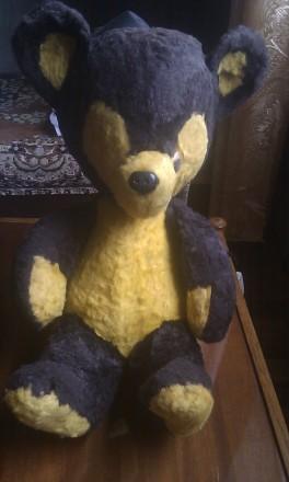 Мишка СССР, антикварный медведь. Мелитополь. фото 1